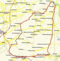 Rundtour 4 - Oppenheim- Quelle: Radwanderland.de